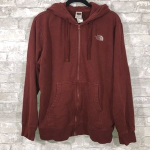 Men's The North Face Full Zip Up Size L